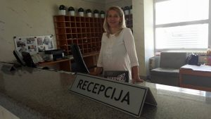 motel predejane recepcija