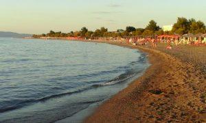 plaža u Pefkiju
