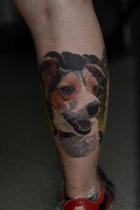 tetovaza pas