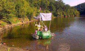 ekoloska barka flajka