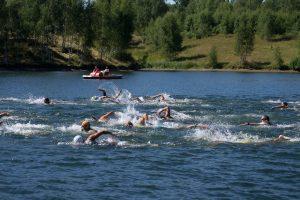 triatlno plivanje