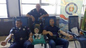 davaoci krvi jumko policajci vranje