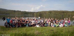 deca kamp vlasinsko jezero