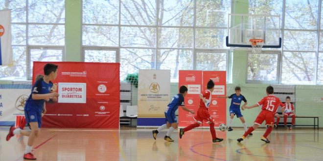 """Projekat """"Zajedno u sportu"""" – Treninzi i školica sporta za decu"""