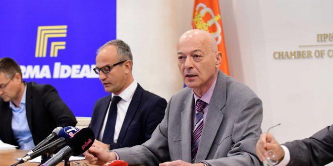 Proizvodnja drvne industrije Srbije u porastu, izvoz veći za 12 odsto