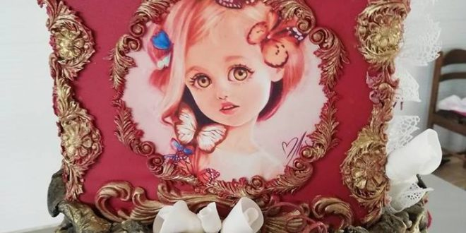 Ana iz Vranja od torti pravi umetnička dela