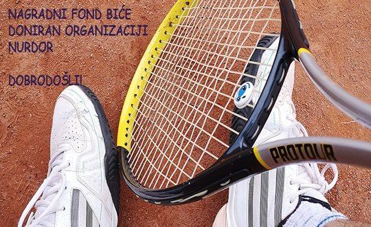 "Humanitarni teniski turnir ""Naissus Open"" u Nišu!"