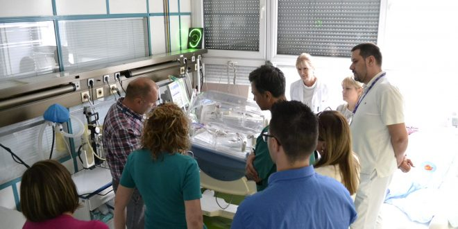 Klinika za dečije interne bolesti dobila najsavremenije monitore