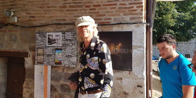 Bob Geldof poklonio svoju usnu harmoniku Nišvil muzeju
