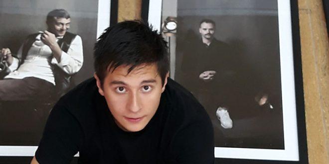Izložba glumačkih portreta u Nišu-Vanja Keser