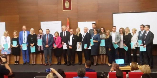 Podrška za inkluzivno obrazovanje opštini Vlasotince