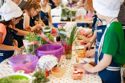Pet saveta kako da vaša deca jedu sve