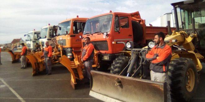 AB KOP – sinonim za bezbednost na leskovačkim drumovima tokom zime