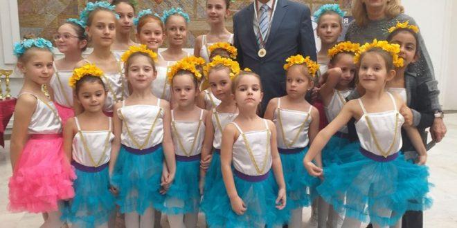 Zlatne medalje za najmlađe – Balkanijada u Sofiji
