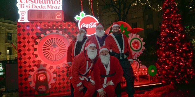 Svetu je potrebno više Deda Mrazova!