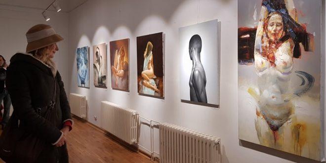 Godišnja izložba radova sa likovnih kolonija Pigmaliona