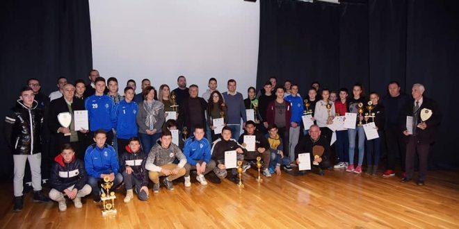 Nagrađeni najbolji sportisti u Surdulici