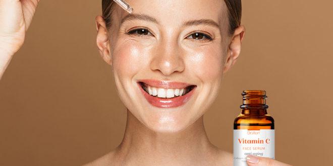 Sjajna i glatka koža uz pomoć vitamina C