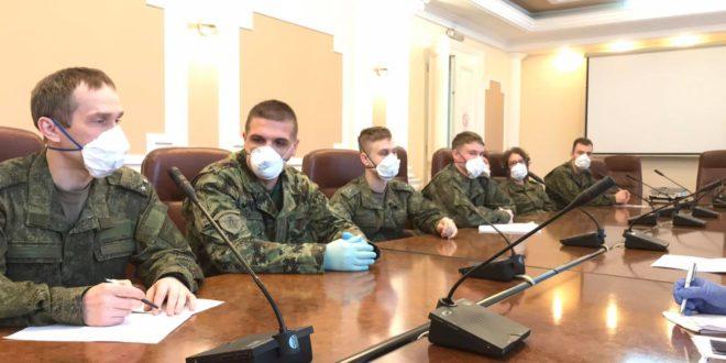 Dezinfekcija grada-Ruski stručnjaci stigli u Niš