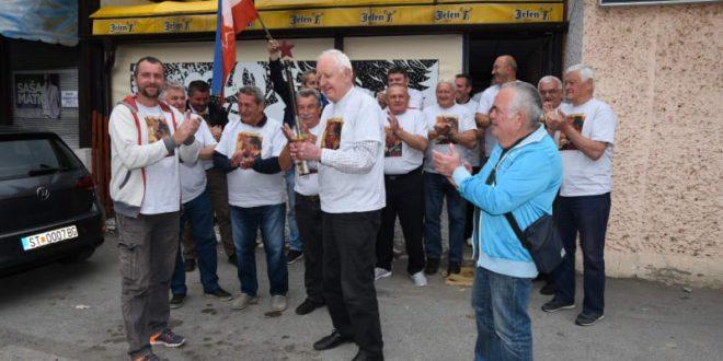 Jugonostalgičari obeležili Dan mladosti u Surdulici