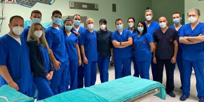 Urađena 202. operacija na Klinici za kardiohirurgiju Niš