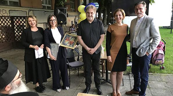 "Olivera Nikolić laureat nagrade ""Arhitekta Aleksandar Radović"""