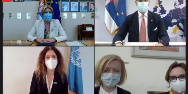 EU finansira 200 medicinskih radnika u Srbiji