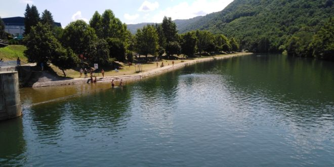 Kupanje u Vlasini dozvoljeno uz obavezne mere