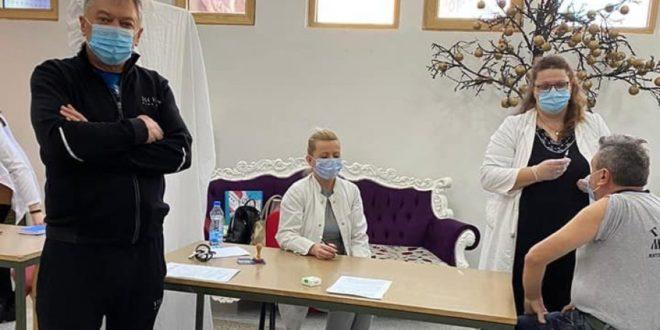 Veliko interesovanje u Surdulici za kinesku vakcinu