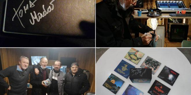 Sabrana dela Kerbera na licitaciji Lokalne fondacije Niš