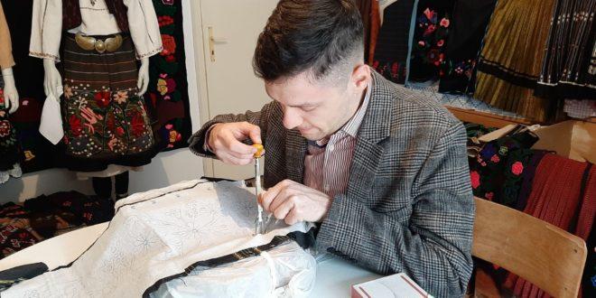 Milan iz Svrljiga u misiji da sačuva narodnu nošnju od zaborava
