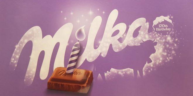 Milka slavi rođendan,ali ti zamišljaš želju!