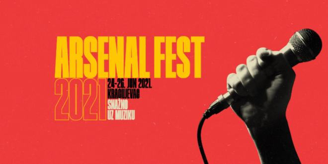 11. Arsenal Fest – Prvi domaći festival ovog leta