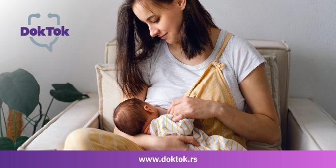 Saveti za mlade mame – kako pravilno dojiti vašu bebu?